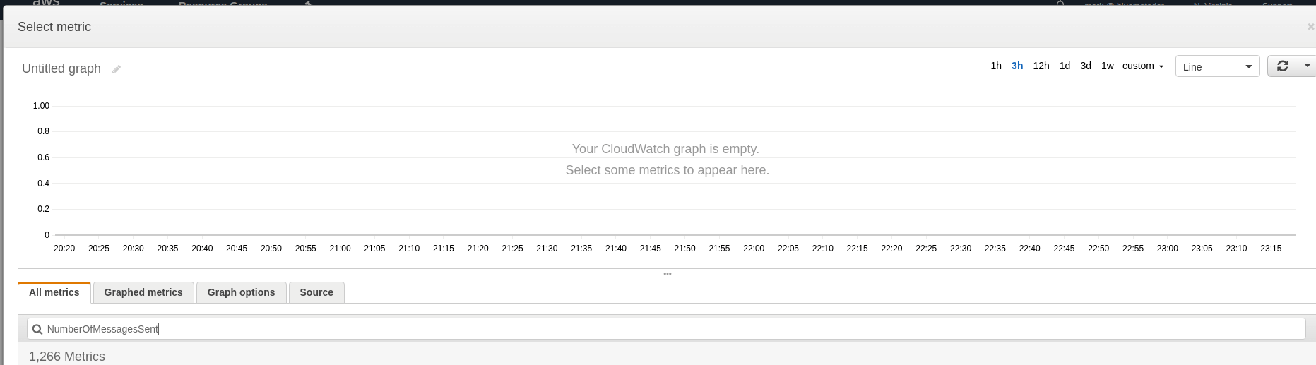 select-metric