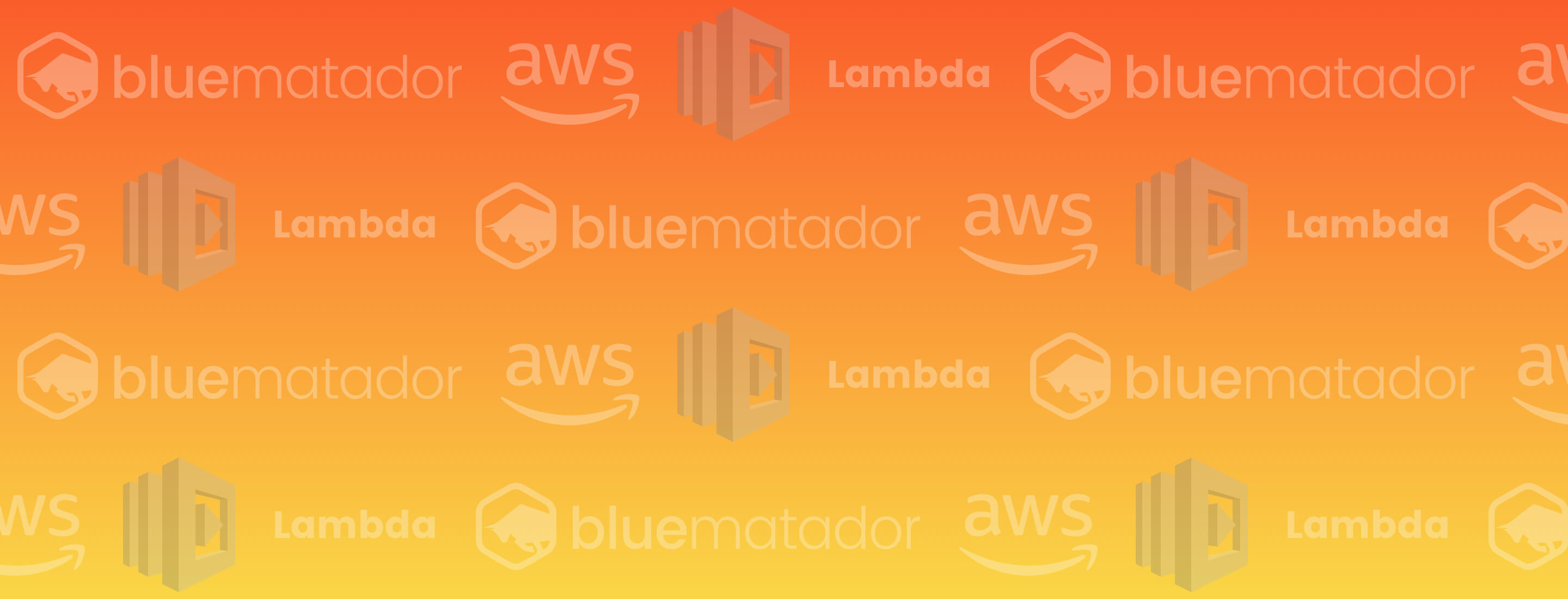 Monitoring AWS Lambda with Blue Matador