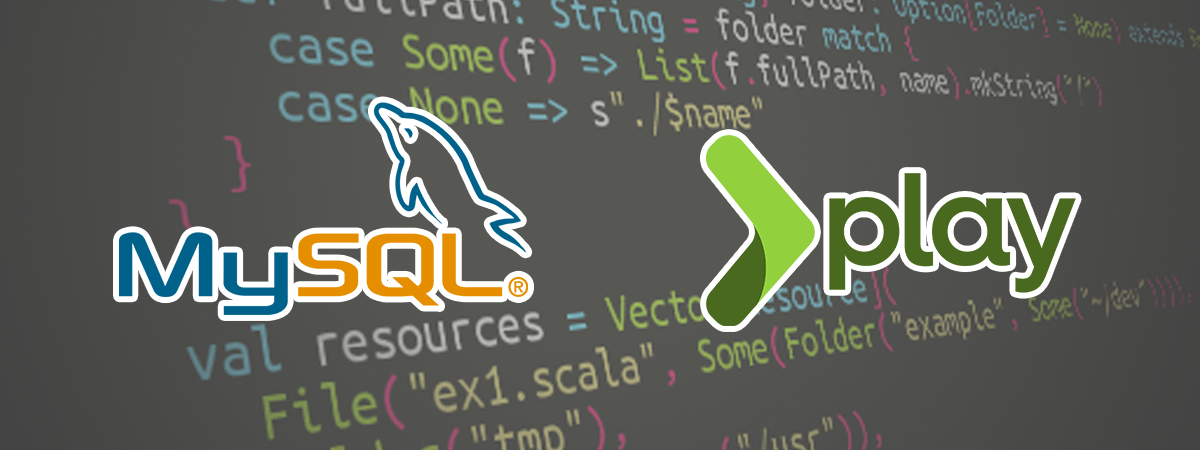 mysql-play-framework