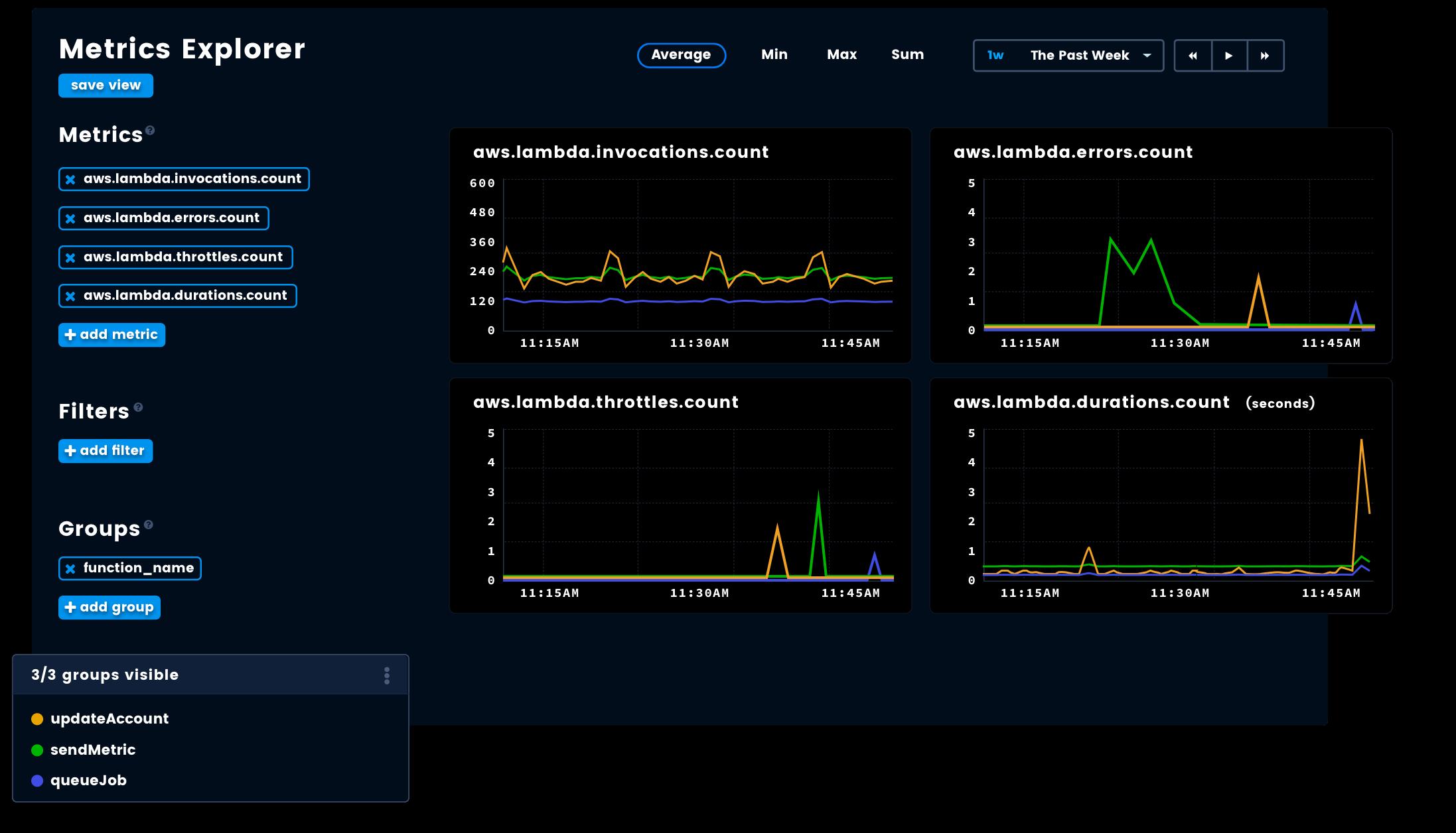 lambda-metric-explorer