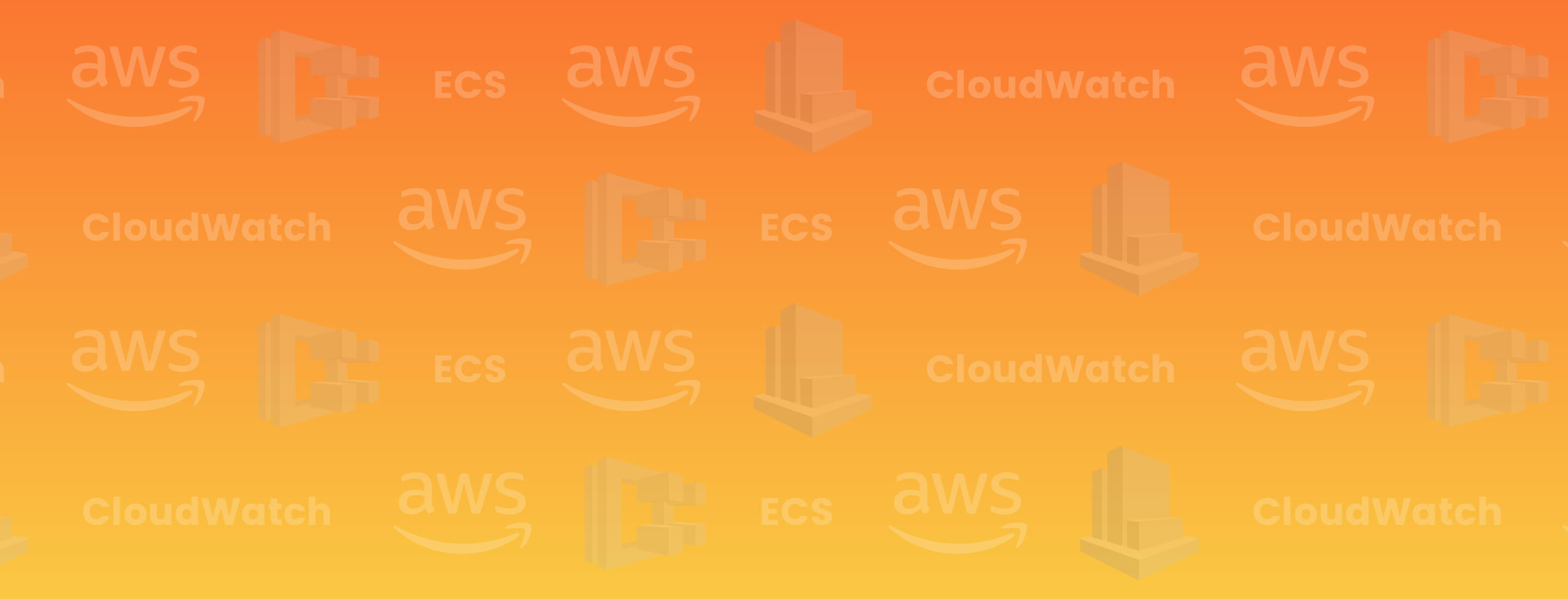 How to Monitor Amazon ECS with CloudWatch