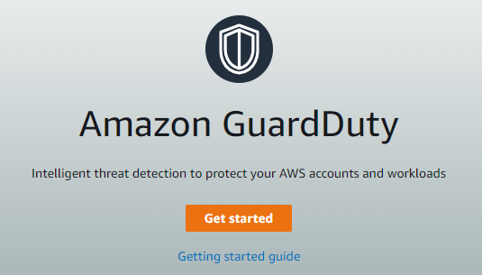 AWS GuardDuty is Amazon's security monitoring tool.