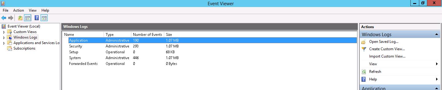 setup-windows-view-logs
